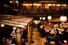 Gonpachi in Roppongi, Tokyo (The Kill Bill Restaurant)