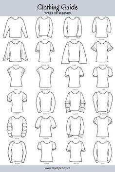 Dress Design Drawing, Dress Design Sketches, Fashion Design Sketchbook, Fashion Design Drawings, Fashion Sketches, Fashion Illustrations, Fashion Terminology, Fashion Drawing Tutorial, Fashion Words