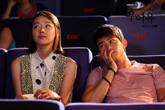 Taecyeon and So Yi Hyun in Who Are You?