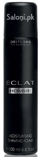 Your face will relish the rich, softening experience of Eclat Shaving Foam, complete with the same elegant scent found in our best-selling Eau de Toil