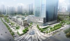 Vanke-Hefei-Light-of-the-City_ASPECT-Studios_Render_1