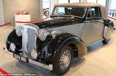 Winston Churchill's State Daimler