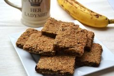 Banana Flapjacks - Healthy, Tasty & Easy Recipes on a Budget - Gourmet Mum
