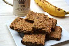 Banana Flapjacks - Healthy, Tasty & Easy Recipes on a Budget - Gourmet Mum