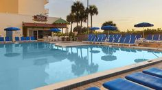 DoubleTree Suites by Hilton Hotel Melbourne Beach Oceanfront, FL - Outdoor Pool