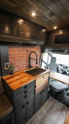 caravan renovation diy 786159678689618033 - Fred – Freedom Vans – – Source by Van Life, Van Conversion Interior, Camper Van Conversion Diy, Kombi Motorhome, Camper Trailers, Camper Hacks, Bus Living, Tiny House Living, Diy Interior