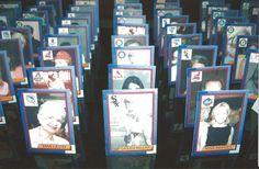 Imberman Baseball place cards