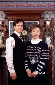 I always eagerly anticipated the episodes featuring Gus and Felicity on Road to Avonlea. Best Series, Tv Series, Road To Avonlea, Anne Of Green Gables, Anne Green, Tv Show Quotes, Movie Quotes, Movie Couples, Tv Land