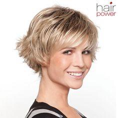 Frisuren kurz stufig