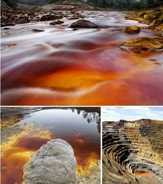 Rio tinto - Spain - Mars on earth!