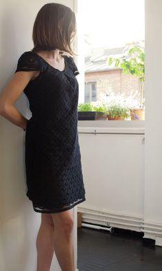 Petites Broutilles petite robe noire - 2