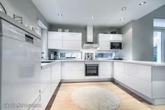 Valkoinen keittiö