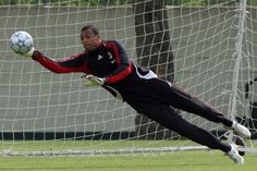 Dida - AC Milan #brazil #brasil #goleiro #goalkepper