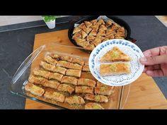 Baklava ricetta turca in modo facile molto buona - YouTube