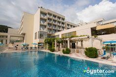 The Pool at the Hotel Mediteran