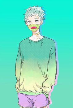 Pastel boy