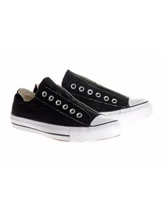 Converse Chucks Laceless Black