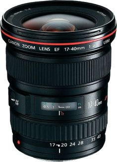 Canon EF 17-40mm f/4L USM Lens. available here- http://bhpho.to/1yQVWTB
