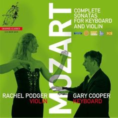 Mozart: Complete Sonatas for Keyboard and Violin [CD]
