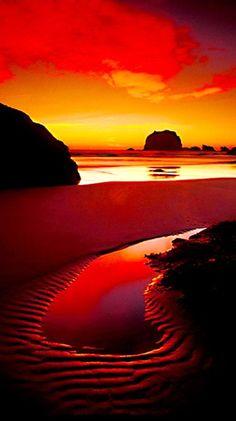 :: ☽ suNRise ☼ SUnsET ☀ :: - Heat Glow