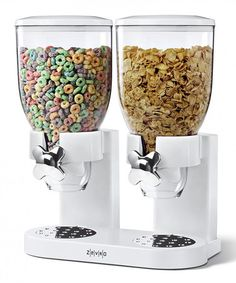 No more stale cereal thx to the girls lvg the box open. Love #zulily