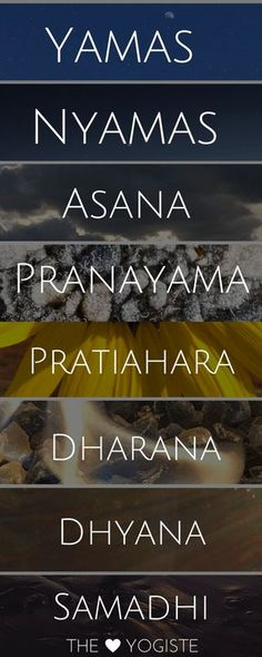 Every Yogi Should Know Rules, Yoga Inspiration Using the 8 Limbs of Patanjali
