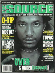 Q-Tip (Source Magazine, 1999)