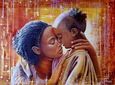 l'amour maternel - nathalie armand