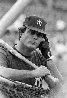 Sweet Lou — Best Hitter on the 1982 New York Yankees — Lou Piniella Baseball Playoffs, New York Yankees Baseball, Sports Baseball, Baseball Quotes, Baseball Bats, Baseball Equipment, Baseball Stuff, Soccer Jerseys, Baseball Shirts