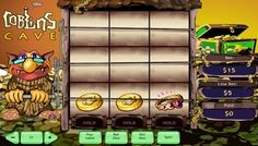 #GoblinsCave is a simple slot game with the three reels as well as the hold feature adding a little #extra touch. Give the game a try and go on a #spooky trip to see if you can grab some riches!  When the game loads for the first time, the reels will appear in a small hut in the middle of the screen with a #lizard perching on it.