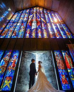 高級感のあるセントアンドリュース教会大聖堂での挙式は一生の思い出に♡結婚式・ブライダル・ウェディングのアイデア☆