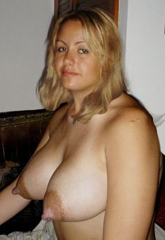 pointy nude Big tits