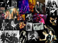 Scorpions-July 22, 1980-June 27, 1984-June 13, 2002