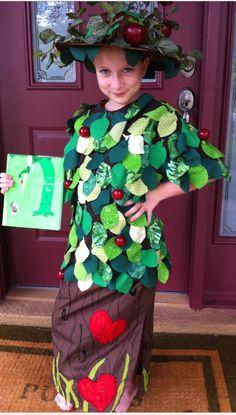 Giving Tree Halloween Costume
