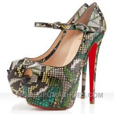 http://www.womenpumashoes.com/christian-louboutin-lady-highness-160mm-python-pumps-green-super-deals-baynz.html CHRISTIAN LOUBOUTIN LADY HIGHNESS 160MM PYTHON PUMPS GREEN SUPER DEALS BAYNZ Only $134.00 , Free Shipping!