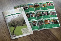 Brochure immobiliare A3