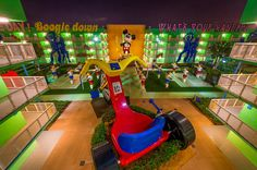 Boogie Down at Walt Disney World's Pop Century Resort!