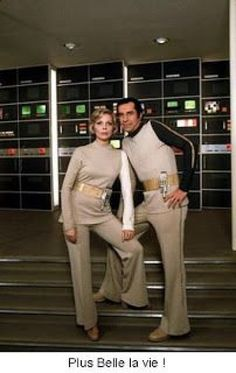 Space: 1999 The crew of Moonbase Alpha must struggle to survive when a massive explosion throws the Moon from orbit into deep space. Creators: Gerry Anderson, Sylvia Anderson Stars: Martin Landau, Barbara Bain, Zienia Merton and Nick Tate Sci Fi Tv Shows, Sci Fi Series, Old Tv Shows, Tv Series, Fiction Movies, Science Fiction, Imdb Movies, Cosmos 1999, Star Trek