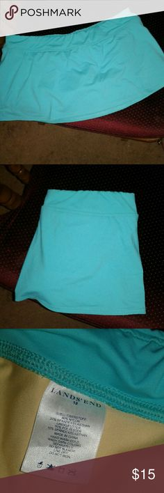 Lands End bathing suit bottoms Lands End bathing suit bottoms Lands' End Swim