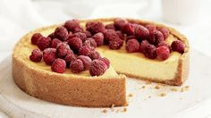 Treat yourself: Baked cheesecake