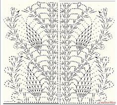 """Платье """"Зачарованная"""" от Оли Sexy Crochet"""