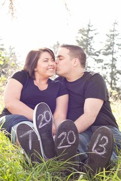 Alicia and Chris – Seattle engagement photo session