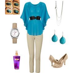 Casual, created by audrey-niemeyer on Polyvore