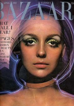 Donna Mitchell, 1969