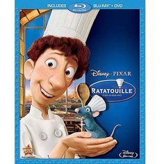 Ratatouille (Blu-ray + DVD) (Widescreen) - Walmart.com
