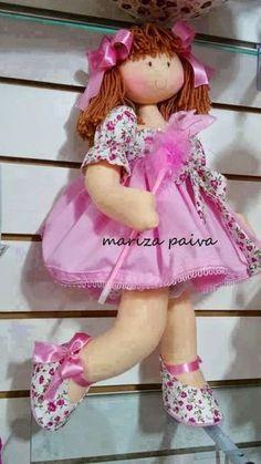 MARIAKAROLINE: Moldes de bonecas