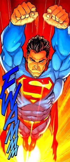Superman by Axel Gimenez