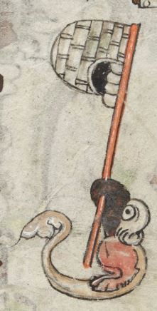 Book of Hours, use of St Omer c 1320 Add MS 36684 Folio 48r