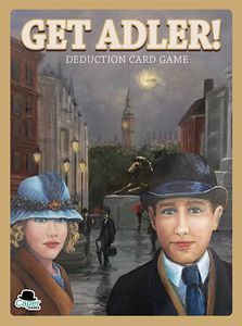 Get Adler! Deduction Card Game | Board Game | BoardGameGeek