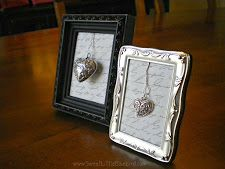 Easy DIY Framed Heart ~ Strings of my Heart Collection